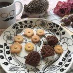 ハリネズミココアクッキー